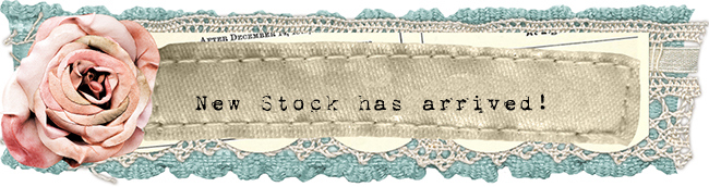 New stock tag
