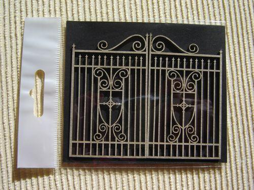 DA Ornate Gates