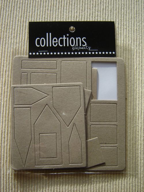 Collections The village House kit #1
